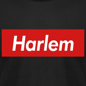 Harlem Reigns Supreme T-Shirts - Men's T-Shirt by American Apparel