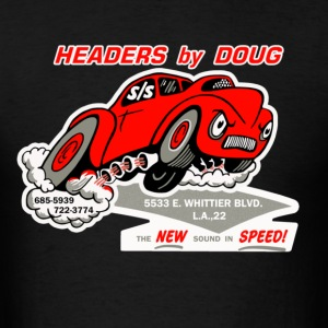 Headers By Doug - Men's T-Shirt