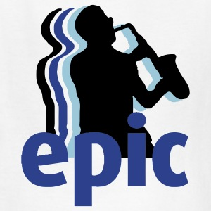 Epic Sax Guy Kids' Shirts - Kids' T-Shirt