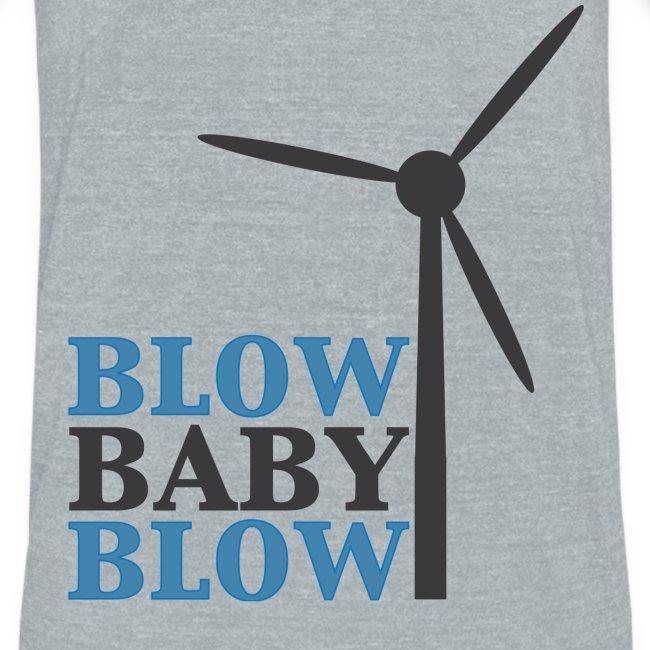 Blow Baby Blow Wind Energy Turbine