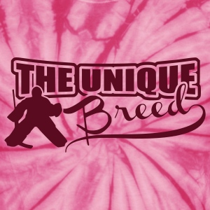 The Unique Breed (hockey goalies) T-Shirts - Unisex Tie Dye T-Shirt