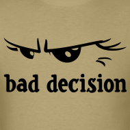 Design ~ bad decision