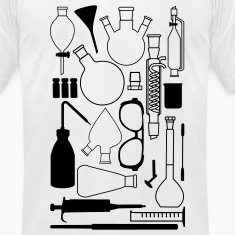 laboratory equipment T-Shirts