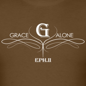 Grace Alone - Men's T-Shirt