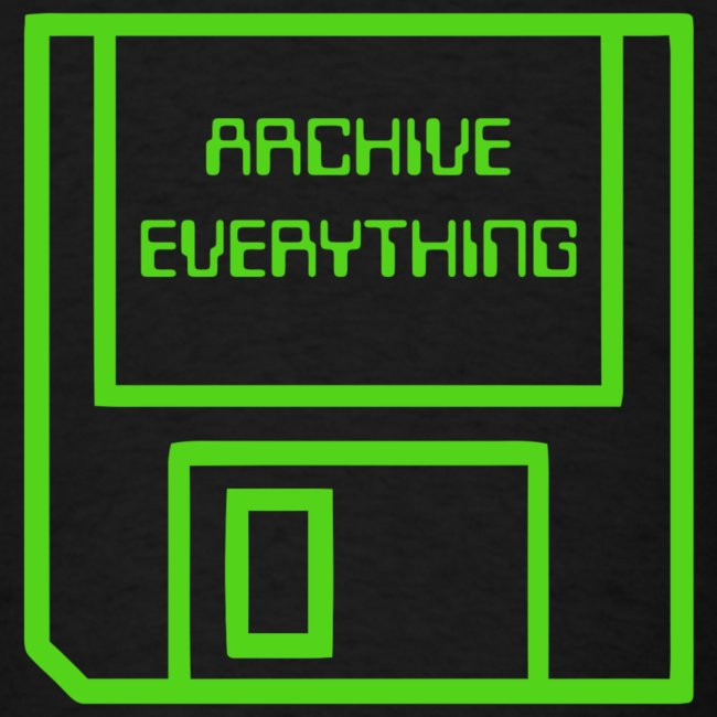 Archive Everything Shirt
