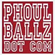 Design ~ PhoulBallz Mens ringer T