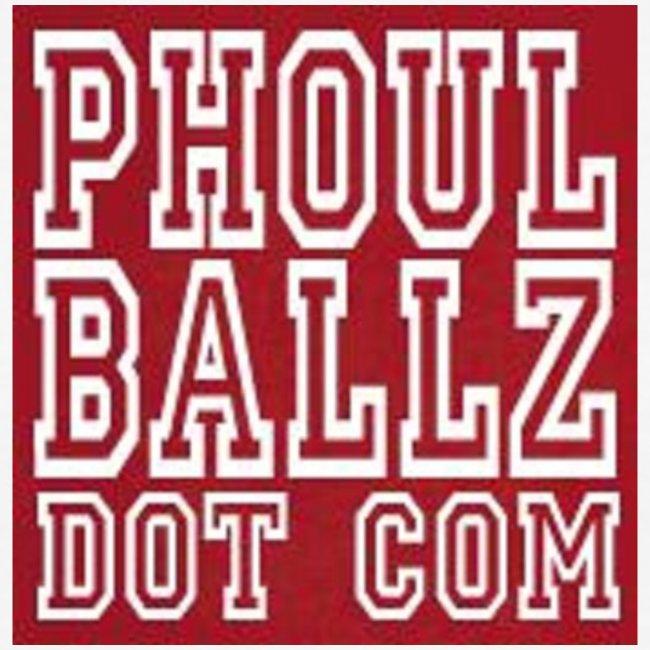 PhoulBallz Mens ringer T