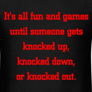 Fun & Games T-Shirts - Men's T-Shirt
