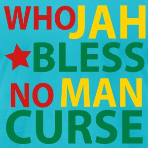 whojahbless T-Shirts - Men's T-Shirt by American Apparel