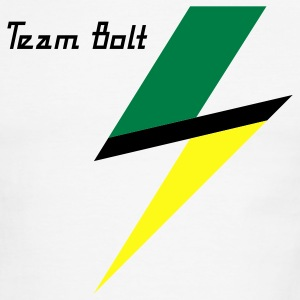 Team Bolt - Men's Ringer T-Shirt