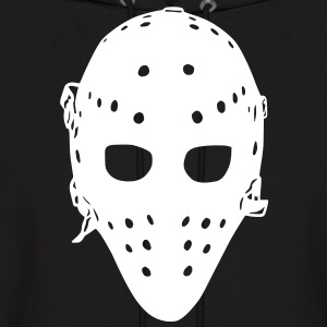 Vintage Hockey Goalie Mask Hoodies - Men's Hoodie