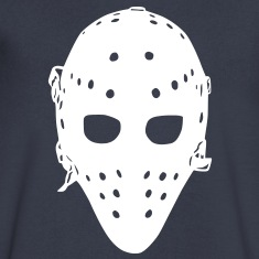 Vintage Hockey Goalie Mask T-Shirts