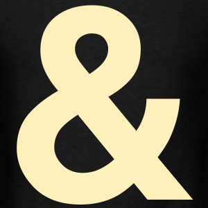 Ampersand - Men's T-Shirt