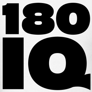 180 IQ T-Shirts - Men's T-Shirt