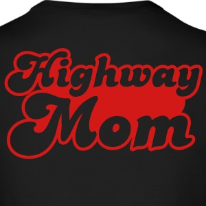 highway mom Long Sleeve Shirts - Men's Long Sleeve T-Shirt by Next Level