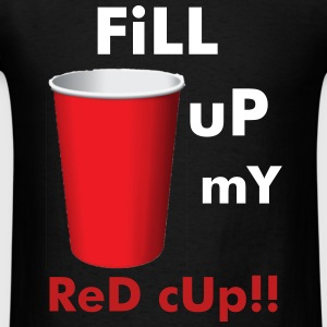 Fill UP - Men's T-Shirt