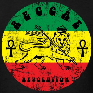 Reggae T-Shirts - Men's T-Shirt