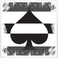 Design ~ Striped Spade