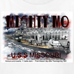 U.S.S MISSOURI - Kids' T-Shirt