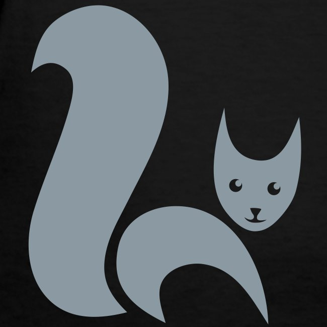 t-shirt fox foxy cat squirrel pussy kitten readhead tail chipmunk animal forest