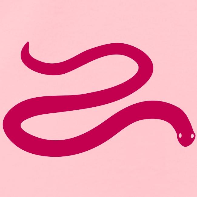 t-shirt snake worm blind slow adder viper desert reptile animal