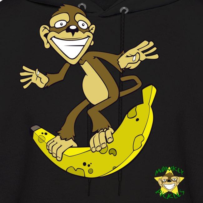 Monkey Pickles Surfs Up Bananers