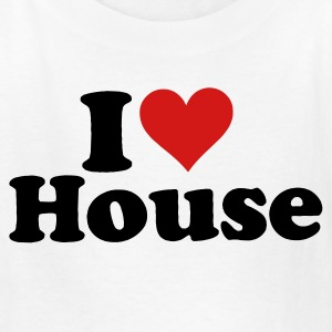 House Music Kids' Shirts - Kids' T-Shirt