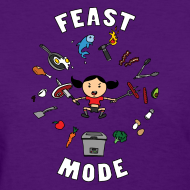 Design ~ Feast Mode (Regular Cut)