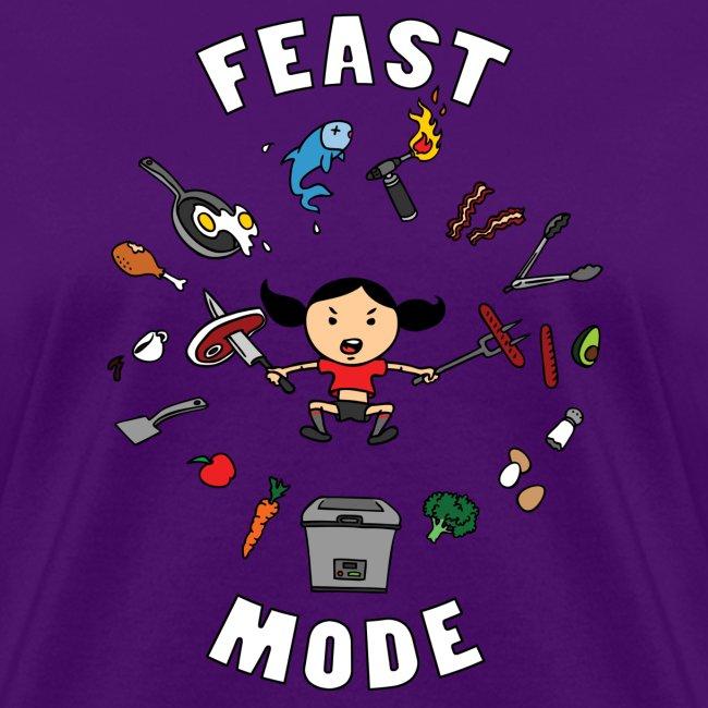Feast Mode (Regular Cut)