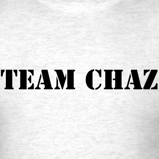 GO CHAZ!
