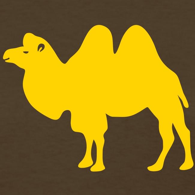 t-shirt camel dromedary desert oasis caravan australia animal