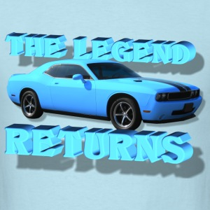 The Legend Returns - Men's T-Shirt
