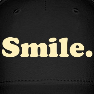 smile Caps - Baseball Cap