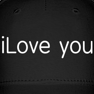 i love you Caps - Baseball Cap