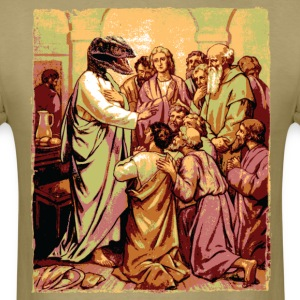 raptorjesus T-Shirts - Men's T-Shirt