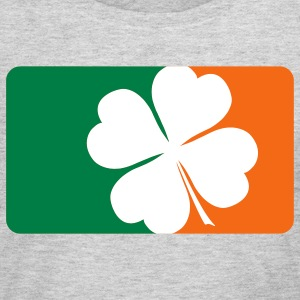 Shamrock Flag Long Sleeve Shirts - Women's Long Sleeve Jersey T-Shirt