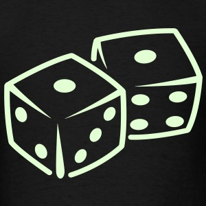 Dice T-Shirts - Men's T-Shirt