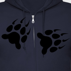 Tracks Zip Hoodies/Jackets - Men's Zip Hoodie