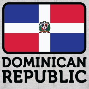 Flag Dominican Republic 2 (dd)++ Hoodies - Men's Hoodie