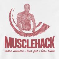Design ~ Medium Weight MuscleHack T-Shirt