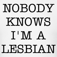 Design ~ As Worn By Axl Rose - Nobody Knows I'm A Lesbian