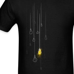 Bright Idea - Men's T-Shirt