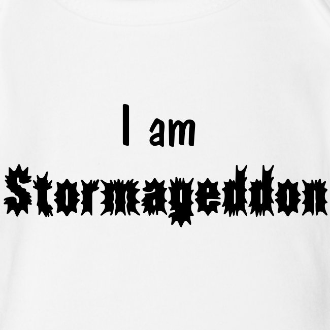 Doctor Who--I Am Stormageddon (babies)