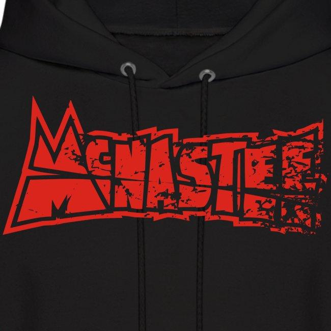 McNastee Broken Logo Hoodie