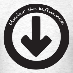 Under the Influence T-Shirts