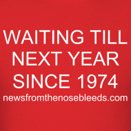Design ~ Waiting Till Next Year T-shirt