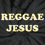 Design ~ Reggae Jesus T-shirt by IZATRINI.com - inspired by Anya Ayoung Chee on Project Runway Season 9
