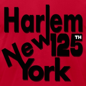 Harlem New York T-Shirts - Men's T-Shirt by American Apparel