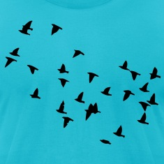 Flock of Birds T-Shirts