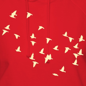 Flock of Birds Hoodies - Women's Hoodie